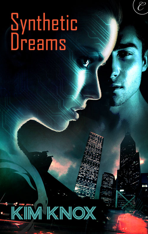Synthetic Dreams book cover
