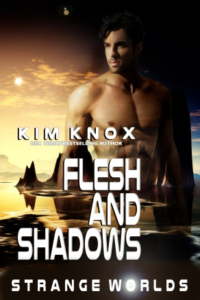 Flesh nad Shadows - Kim Knox