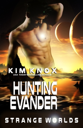 Hunting Evander - Kim Knox