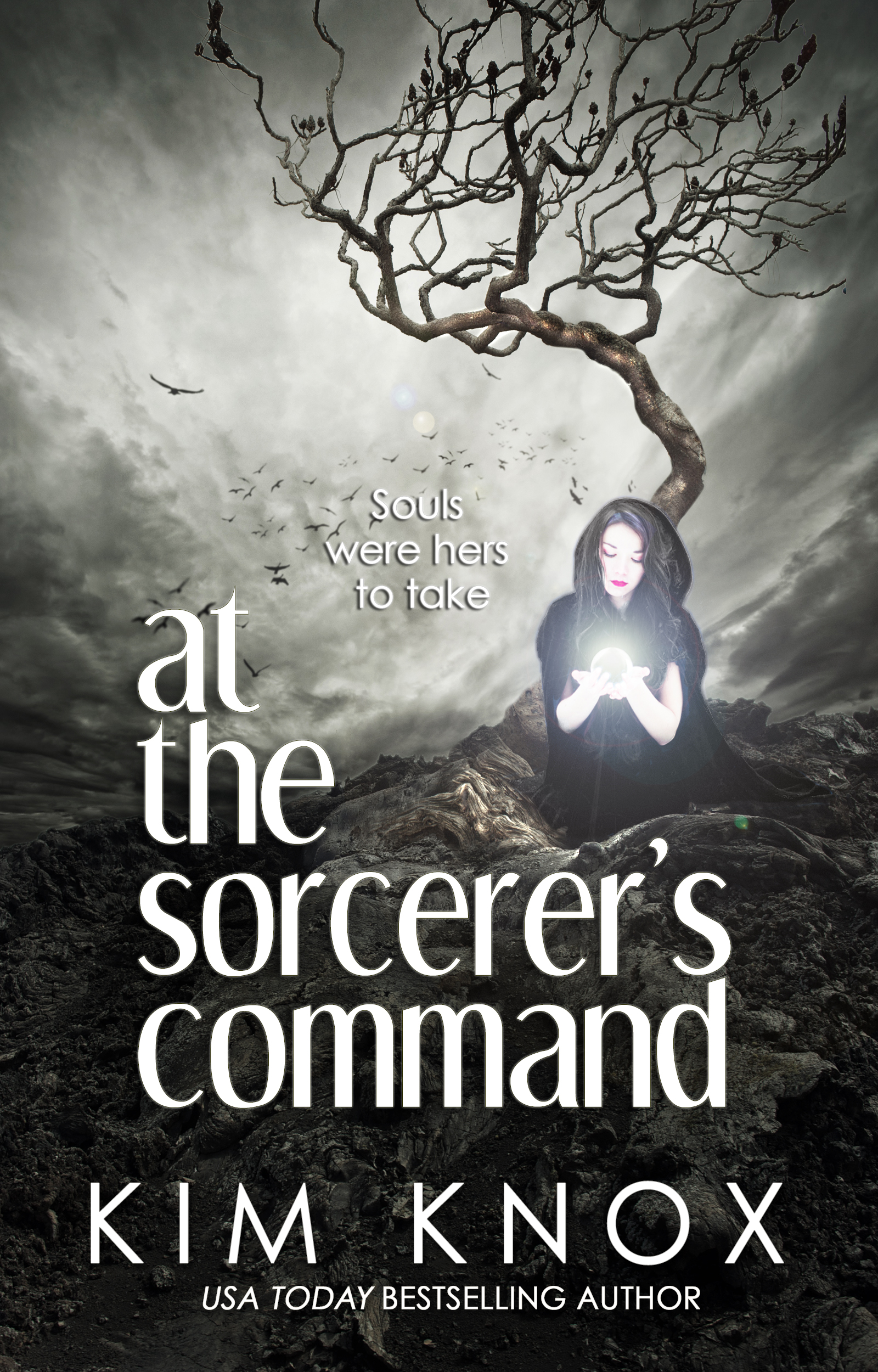 At the Sorcerer's Command
