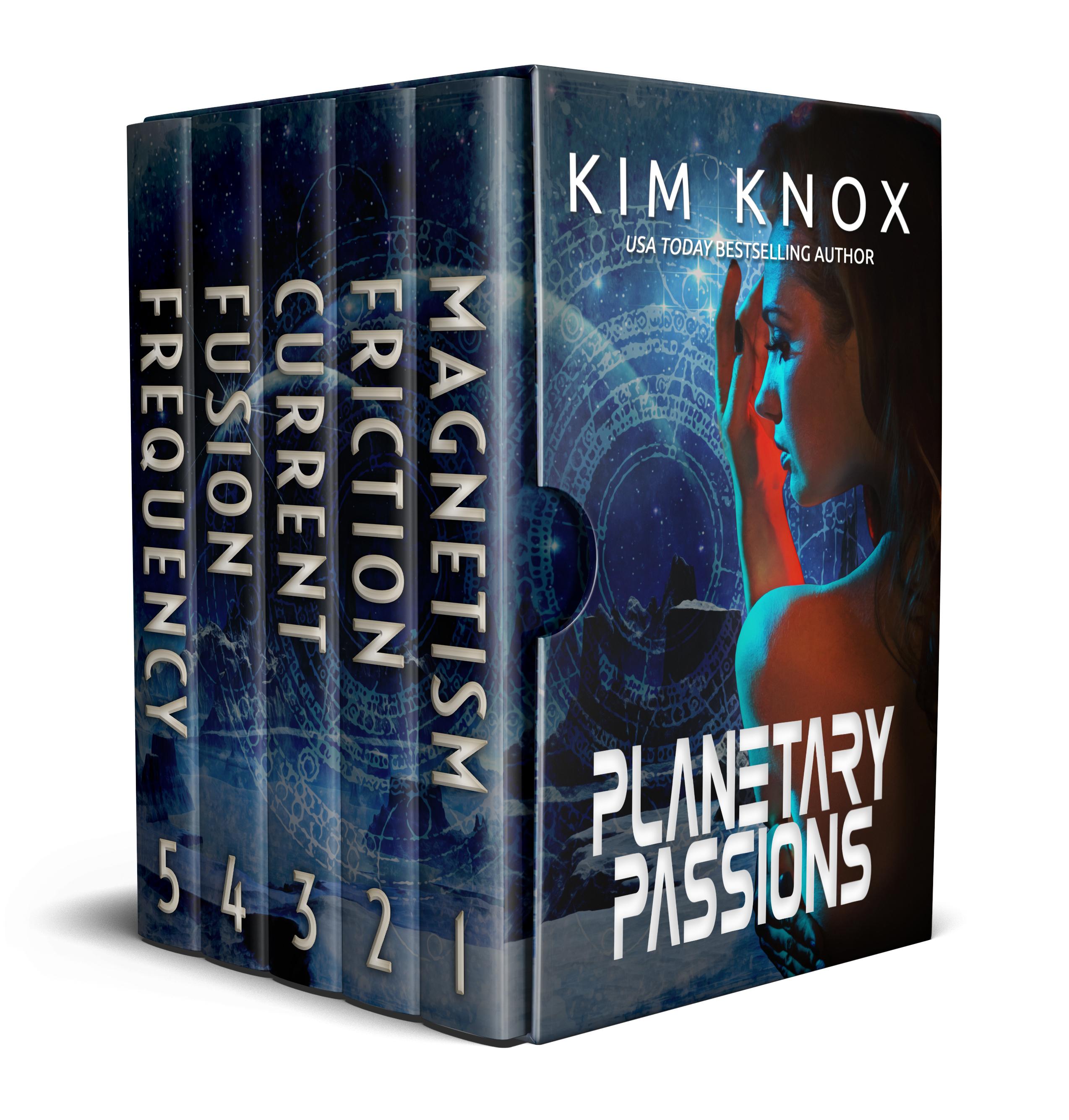 Planetary Passions Box Set