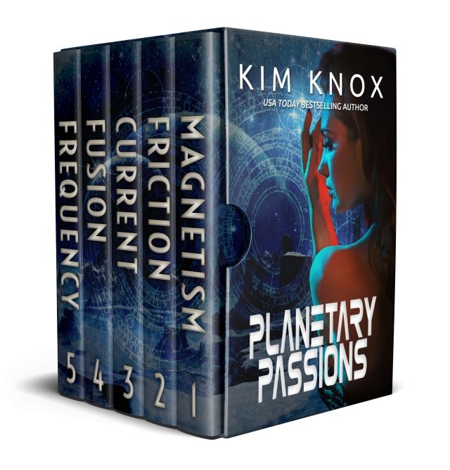 Planetary Passions Box Set