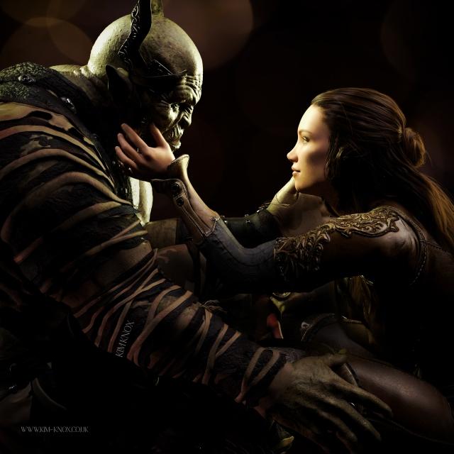 Orcs need love too